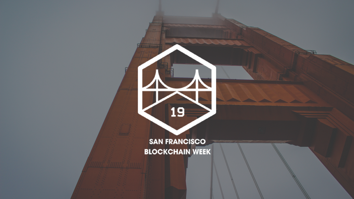 This Week in Crypto at San Fransisco Blockchain Week